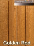 Semi-Transparent Deck Stain: 808402 - Golden Rod // Fence Protector Staining & Sealing