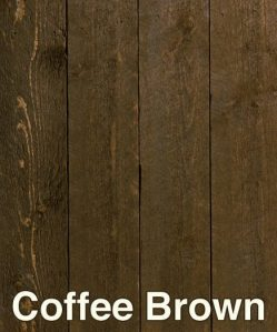 Special Order Semi-Transparent Deck Stain: 808410 - Coffee-Brown // Fence Protector Staining & Sealing