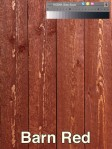 Special Order Semi-Transparent Deck Stain: 808414 - Barn Red // Fence Protector Staining & Sealing