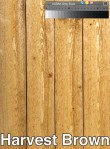 Transparent Deck Stain: 809502 - Harvest Brown // Fence Protector Staining & Sealing
