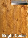 Transparent Deck Stain: 809506 - Bright Cedar // Fence Protector Staining & Sealing
