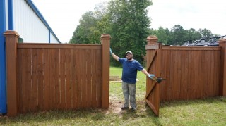 Contact | Fence Protector Staining & Sealing
