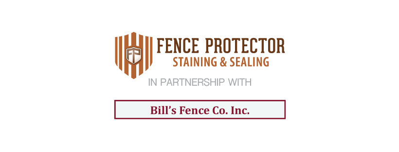 Fence Protector Staining & Sealing is a proud partner of Bill's Fence Co. Inc.