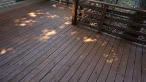 Deck Staining Deck Cleaning Sable Brown