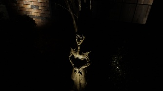 Landscape-Lighting-Minature-Statue-Uplighting (8)